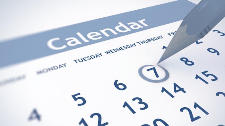 Calendario conferenze AVA 2016