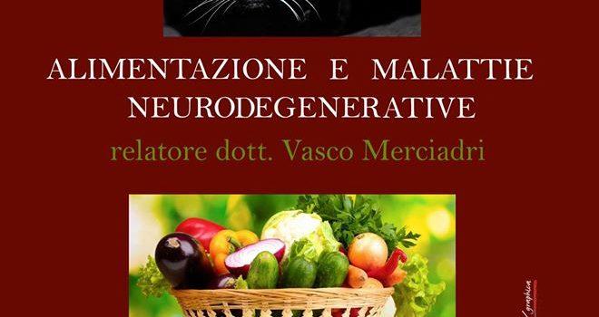 Alimentazione e malattie Neurodegenerative